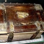 Alte Bibel um 1700
