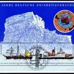 """Sonder-Briefmarke """"100 Jahre Deutsche Antarktisforschung"""""""
