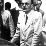 Prof. Hans Geiger - Erfinder des Geiger-Zählrohres zum Nachweis von Alpha-, Beta- und Gammastrahlen