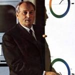 Prof. Dr. Walter Bruch - Erfinder des Pal-Farbfernsehens