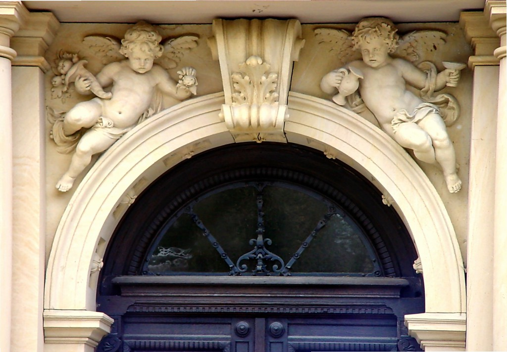 Villa Aussenfassade