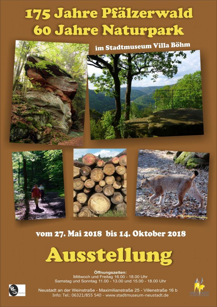 Waldausstellung Stadtmuseum Villa Böhm Neustadt